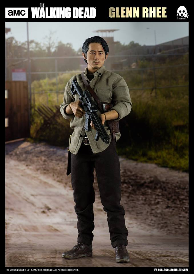 ThreeZero 3Z0038 The Walking Dead - Glenn Rhee
