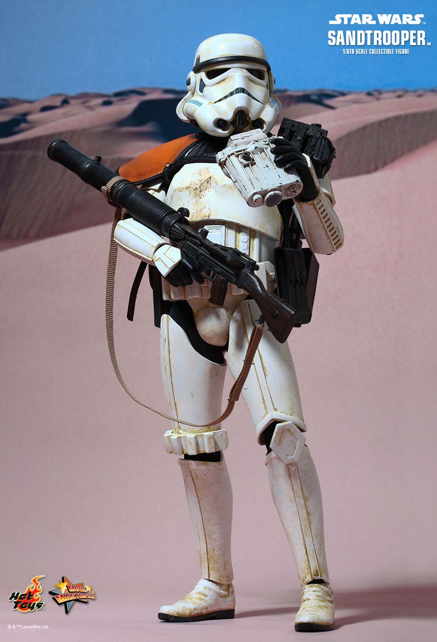 Hot Toys MMS295 STAR WARS: SANDTROOPER