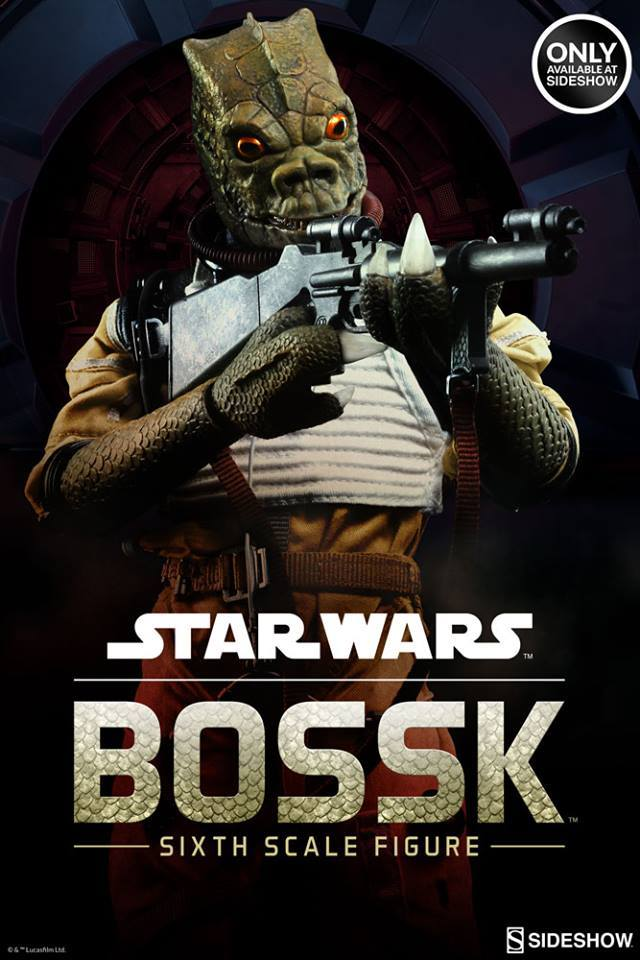 Sideshow Star Wars: The Empire Strikes Back - Bossk