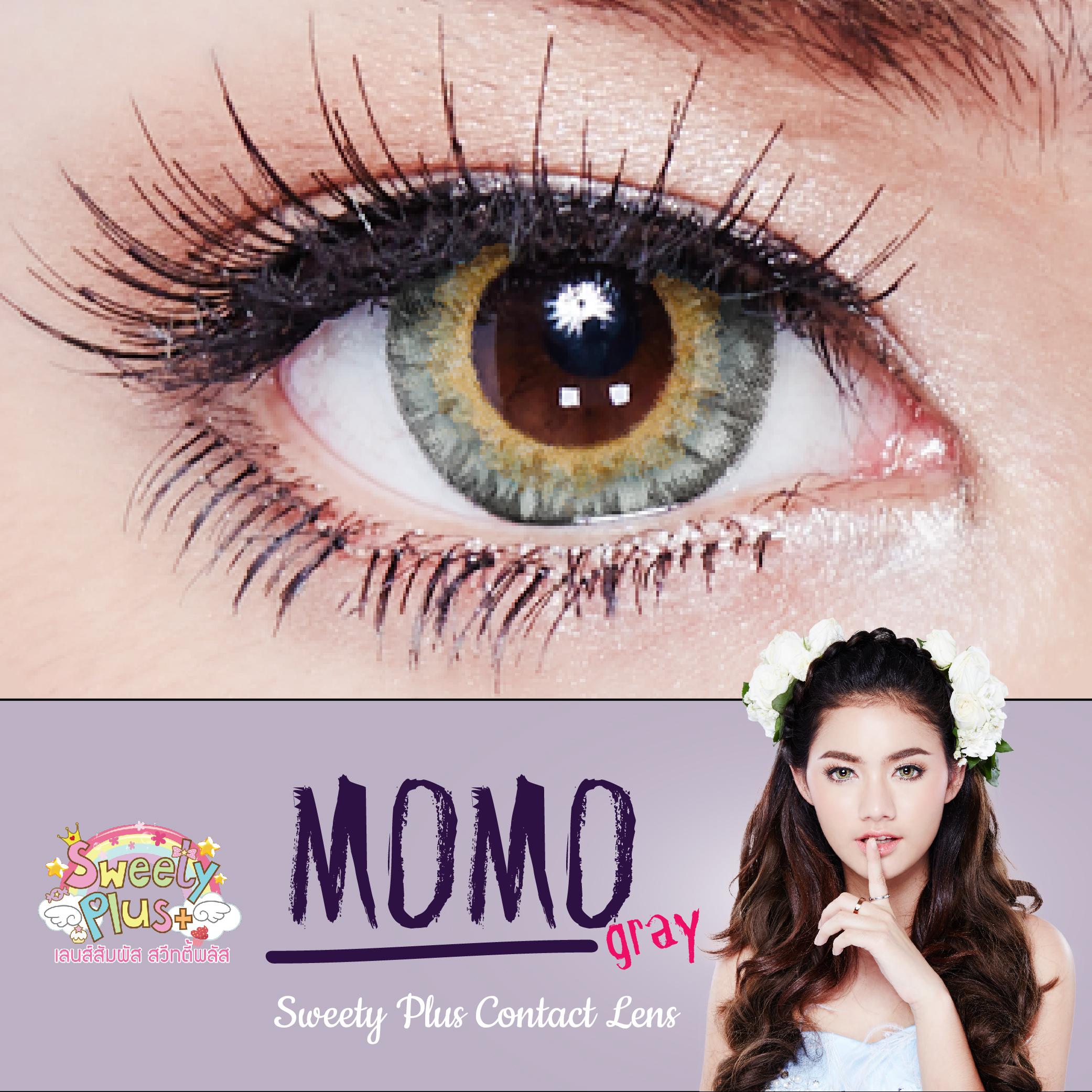 Momo - gray