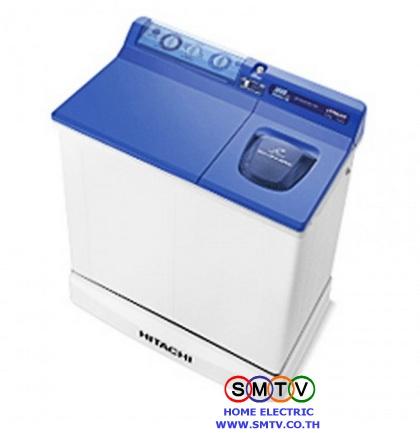 เครื่องซักผ้า 2 ถัง 11.5 kg ยี่ห้อ HITACHI รุ่น PS-115LSJ มีโปรโมชั่นผ่อน 0%