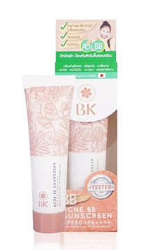 BK Acne BB Sunscreen SPF50+ PA++++