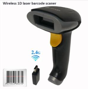เครื่องอ่านบาร์โค้ด แบบ Wireless แบบไร้สาย (ระยะถึง 100-400เมตร) 2990-3490
