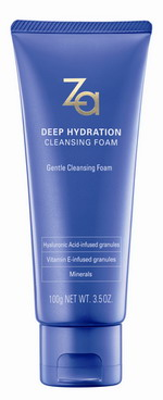 ซีเอ Za Deep Hydration Cleansing Foam 100 g.