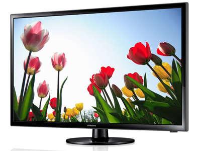 Samsung LED TV 24 นิ้ว รุ่น UA24H4003 (Black)