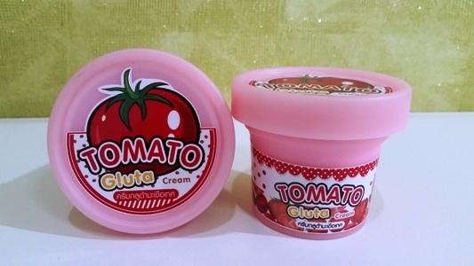 TOMATO GLUTA CREAM ครีมกลูต้ามะเขือเทศ