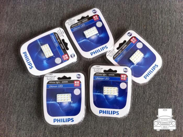 Philips LED Festoon 6000k