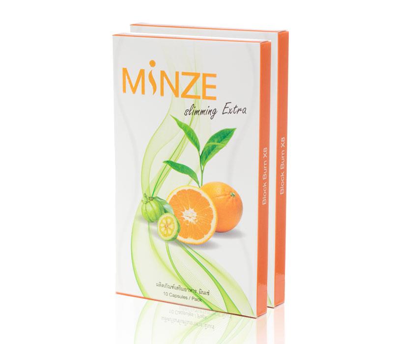 MINZE มินเซ่ 2 กล่อง