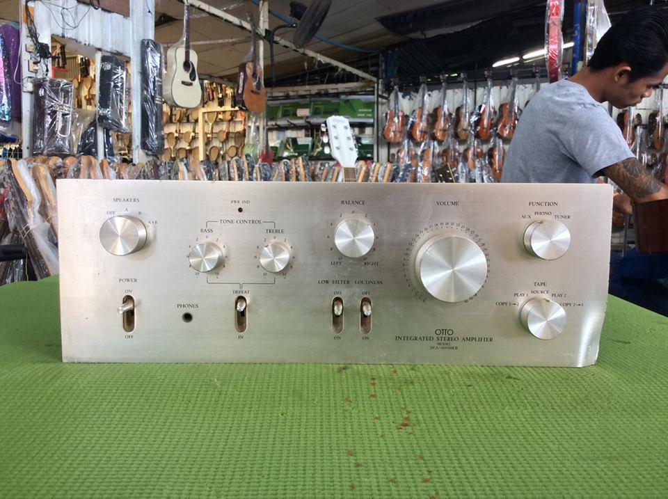 เครื่องขยายเสียง SANYO DCA--1001 MKII