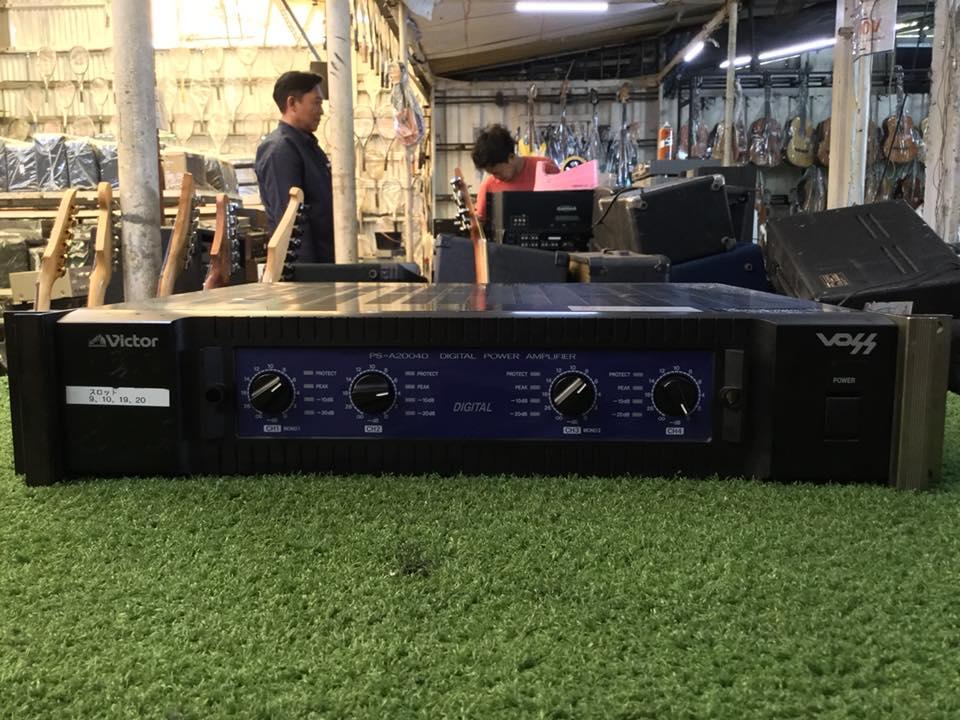 เครื่องขยายเสียง Victor PS-A2004D (ฺฺB)