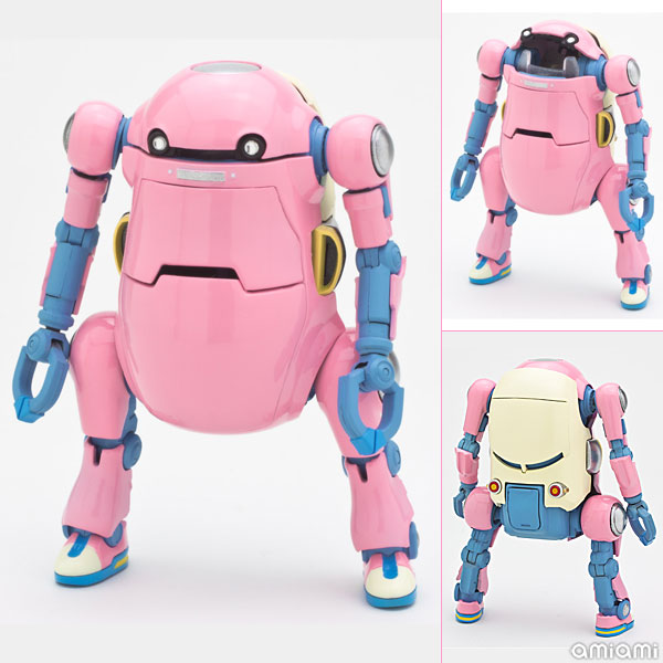35 Mechatro WeGo - Pink (Miyazaw Model Limited Distribution)