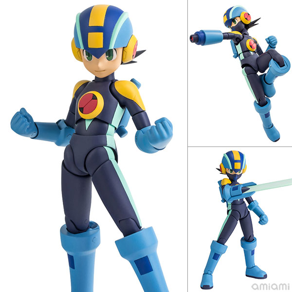 4 Inch Nel - Mega Man Battle Network(Pre-order)