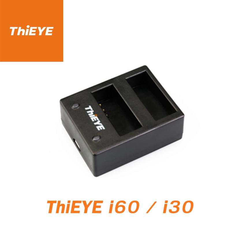 Charger ThiEYE i60+ แท่นชาร์ตแบตแบบคู่