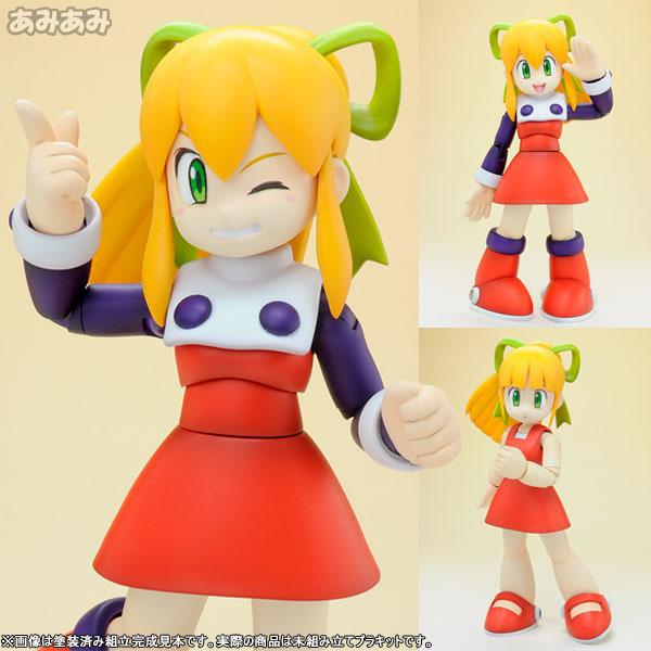 Mega Man - Roll 1/10 Plastic Kit(Pre-order)