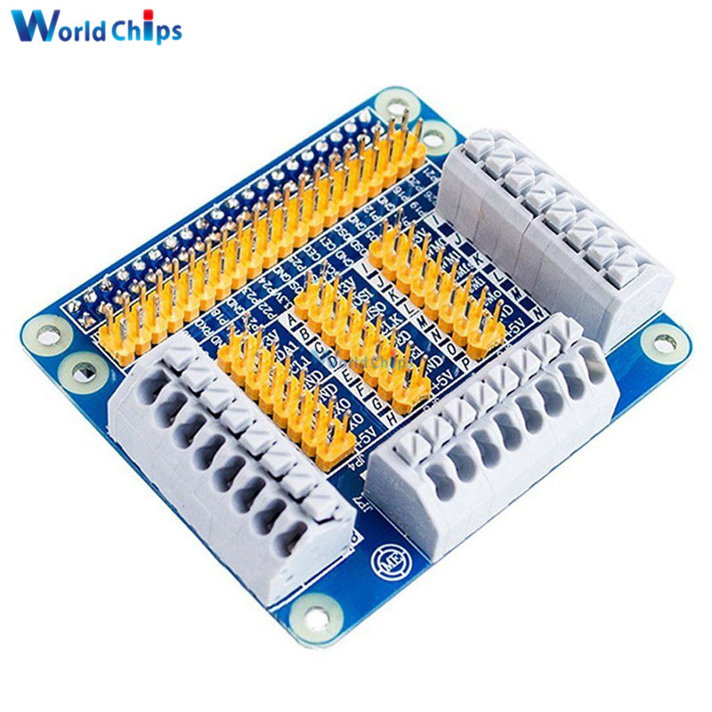 Raspberry Pi 2/3 Model B/B+ GPIO Multi-function Expansion Board