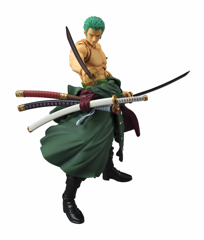 Variable Action Heroes Roronoa Zoro Action Figure(Pre-order)