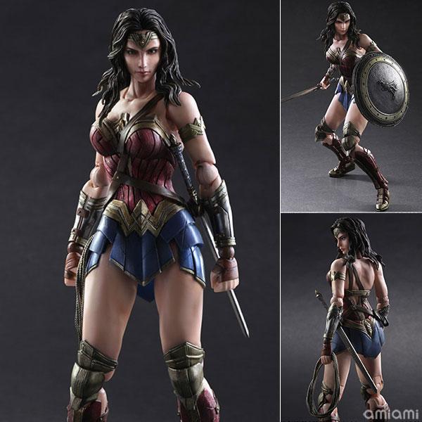 "Play Arts Kai ""Batman vs Superman: Dawn of Justice"" Wonder Woman(Pre-order)"