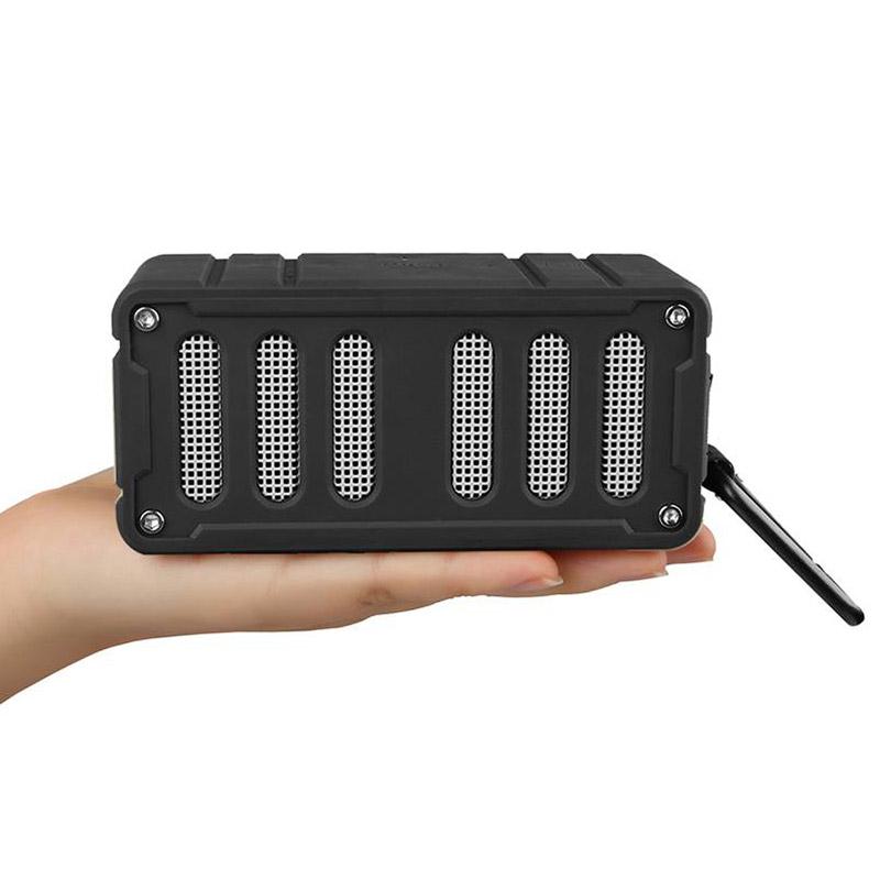 ลำโพงพกพา ไหมฟ้า MIFA F6 Bluetooth Speaker (Black)