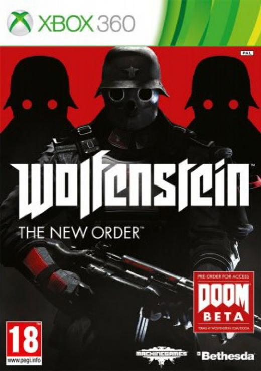 Wolfenstein The New Order (LT+2.0)(XGD3)(Burner Max)[4 Disc]