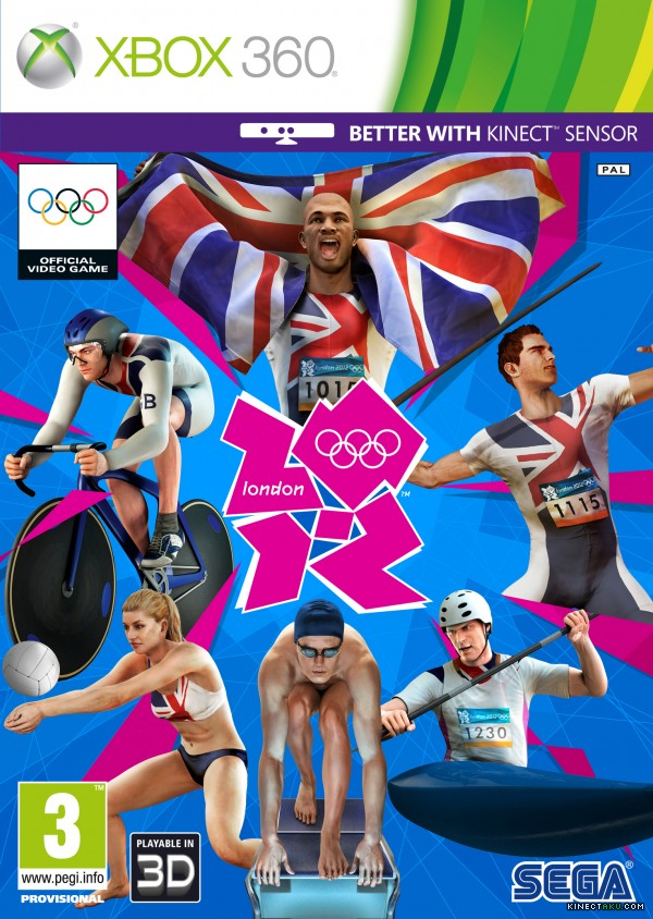 London 2012 Olympics (LT+2.0)