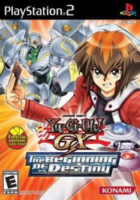 Yu-Gi-Oh GX The Beginning of Destiny