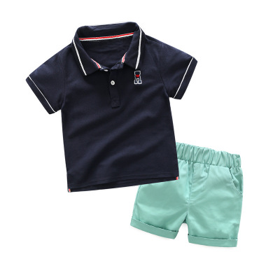ID302-เสื้อ+กางเกง 5 ชุด /แพค ไซส์ 100-140