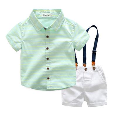 ID442-เสื้อ+กางเกง 5 ชุด /แพค ไซส์ 100-140