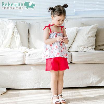BZ247-เสื้อ+กางเกง 5 ตัว/แพค ไซส์ 90 100 100 110 110
