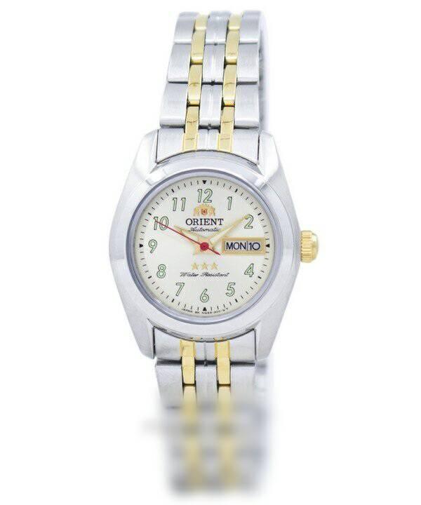 นาฬิกาผู้หญิง Orient รุ่น SNQ23004C8, Automatic Japan