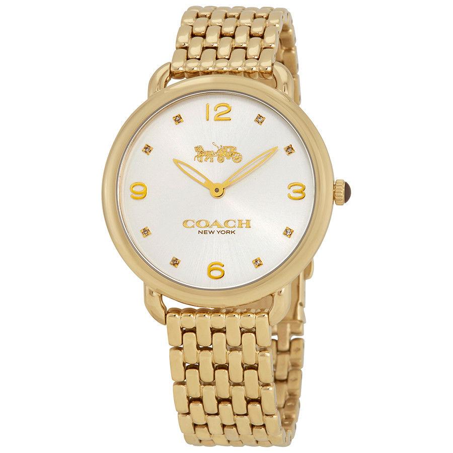 นาฬิกาผู้หญิง Coach รุ่น 14502786, Delancey Women's Watch