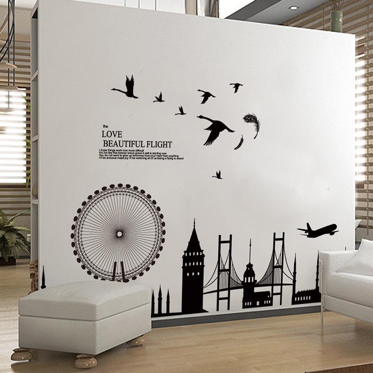 สติกเกอร์ London Eye