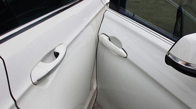ยางเสียบขอบประตู กันกระแทก