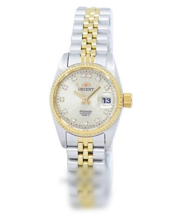นาฬิกาผู้หญิง Orient รุ่น SNR16002C, Automatic Japan