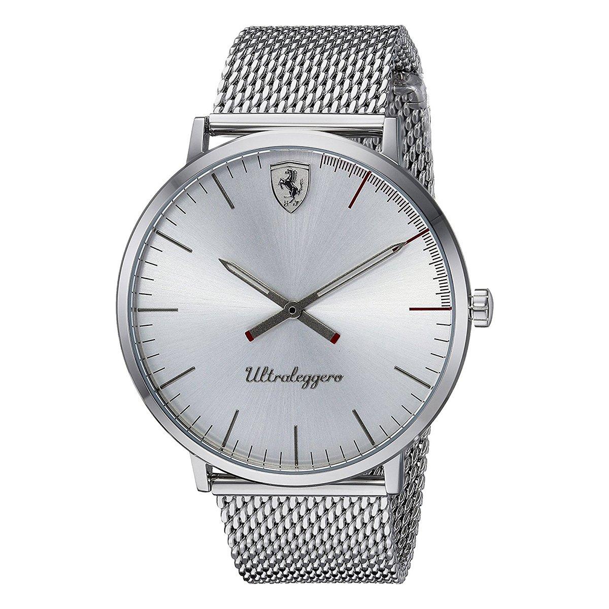 นาฬิกาผู้ชาย Ferrari รุ่น 0830407, Ultraleggero