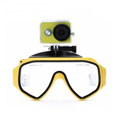 Xiaomi Yi Sport Camera Swim Goggles - แว่นตาดำน้ำติดกล้อง