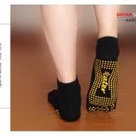 ถุงเท้าโยคะ กันลื่น YKA80-22P โปรโมชั่น 2 คู่ 499 บาท