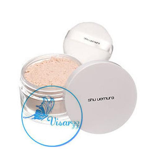 (Mfg.2015) Shu Uemura Face Powder Sheer 15g # 7YR Medium Light แป้งฝุ่นโปร่งแสงไม่มีสี เนื้อเนียนเพิ่มความสว่างบนใบหน้า
