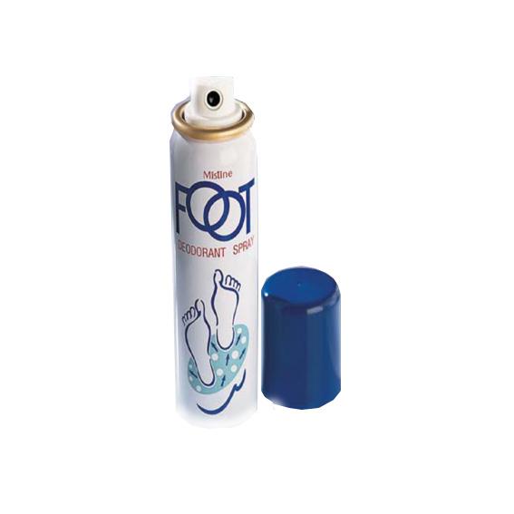 Mistine Foot Deodorant Spray มิสทิน/มิสทีน สเปรย์ระงับกลิ่นเท้า มิสทิน