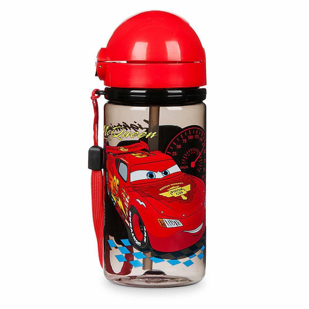กระติกน้ำพร้อมหลอดดื่มน้ำ Disney Canteen for Kids (Disney/Pixar Cars)