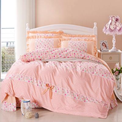 ชุดผ้าปูที่นอนเจ้าหญิง ลูกไม้ SD3020-5P