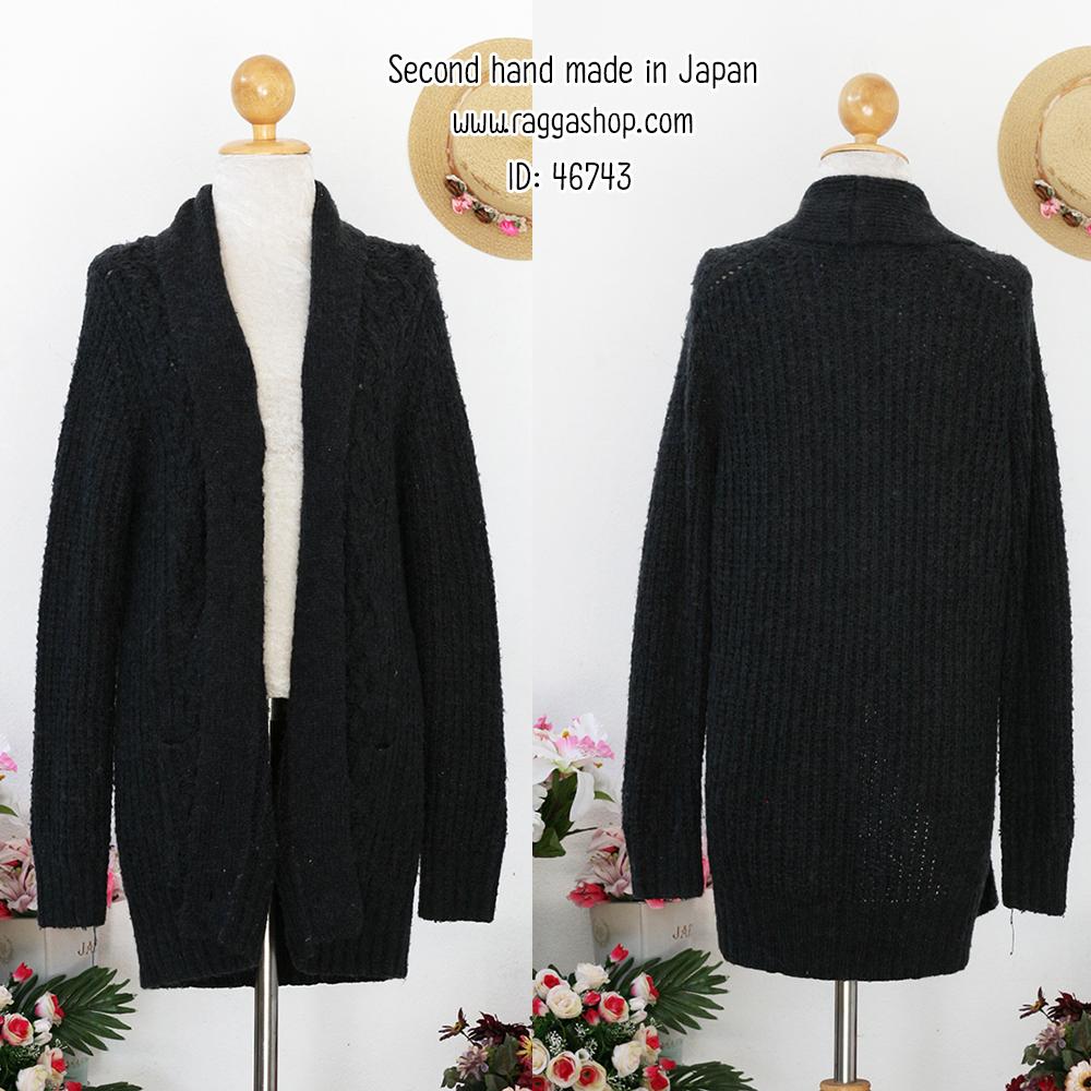 46743 sizeL เสื้อไหมพรม (ID 6456 จองคะ)