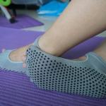ถุงเท้าโยคะ YKA70-5P โปรโมชั่น 2 คู่ 499 บาท