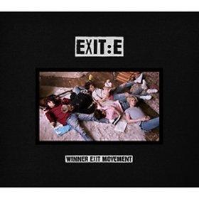 """[พร้อมส่ง 1 อัลบั้ม] Winner - Mini Album """"EXIT : E"""" (A Ver.)"""