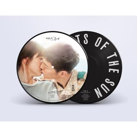 [PRE-ORDER] Descendants of The Sun OST. Vol. 1 (LP Album - 2 Disc)
