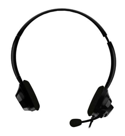 NINJA DUO Jabra Duo noise canceling headset with QD connection