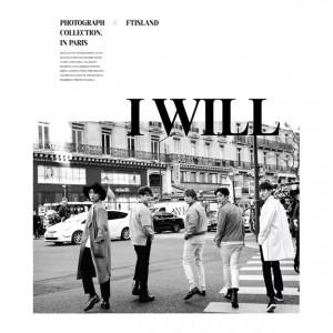 """[PRE-ORDER] FTISLAND - 5th Album """"I Will"""" (Special Edition)"""