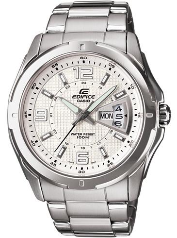 นาฬิกา คาสิโอ Casio EDIFICE 3-HAND ANALOG รุ่น EF-129D-7A