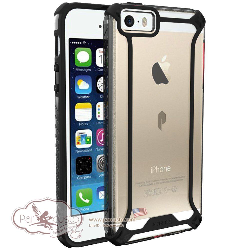 เคสกันกระแทก Apple iPhone SE [Affinity Series] จาก POETIC [Pre-order USA]