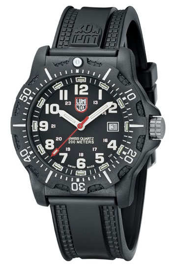 นาฬิกา Luminox รุ่น LUMINOX 8801 Men's Navy Seal - 8800 20th Anniversary Series Watch