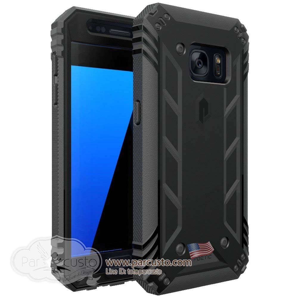 เคสกันกระแทก Samsung Galaxy S7 [Revolution Series] จาก POETIC [Pre-order USA]